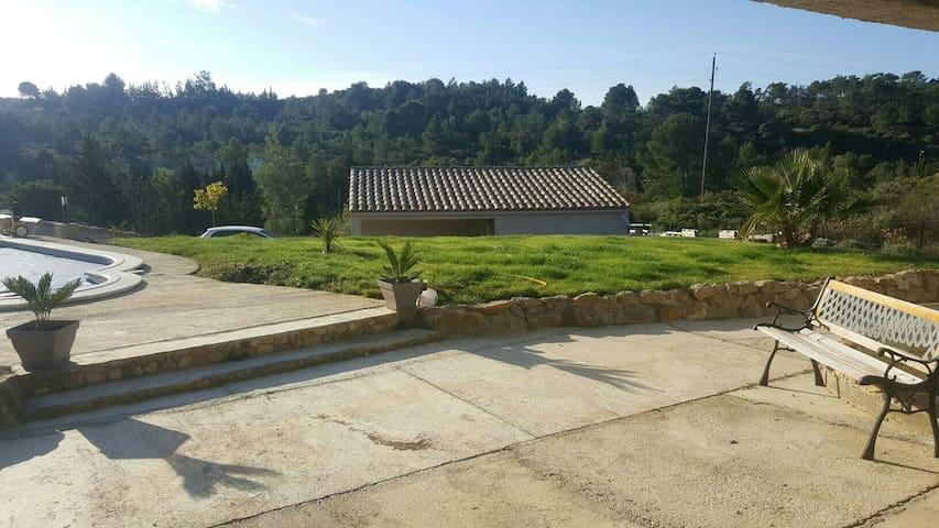 Gîte calme au cœur des Corbières - Montséret - Другое