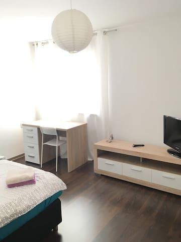 Ganze Wohnung, Innenstadt-Mitte, Karlsruhe - Karlsruhe - Departamento