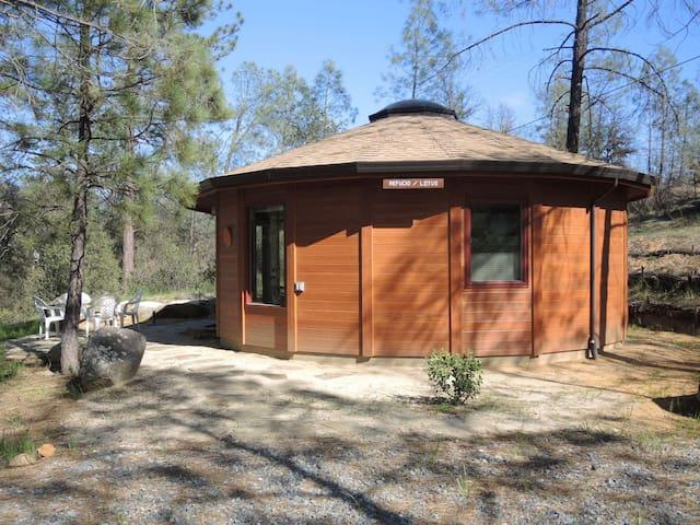 Sophisticated yurt - Lotus