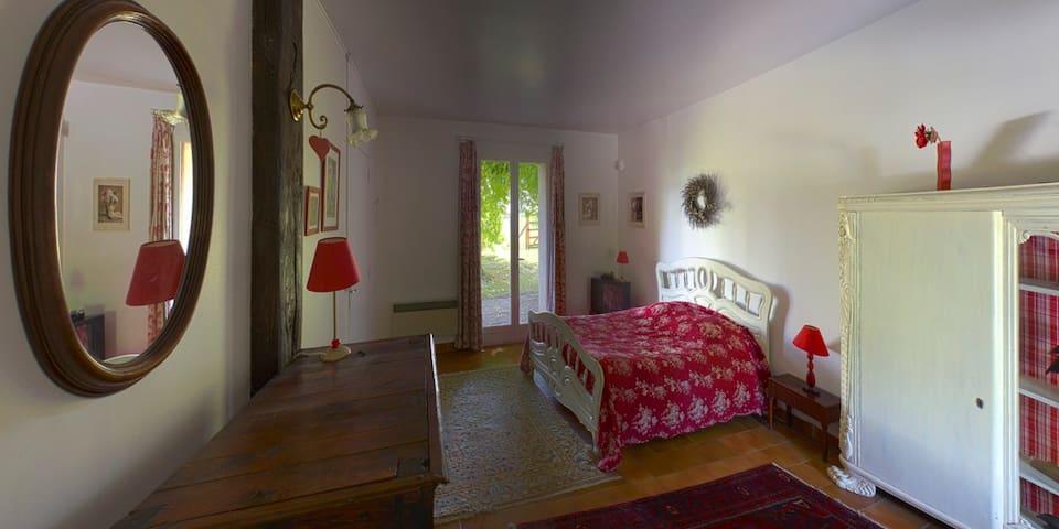 Chambres doubles - La Couture-Boussey