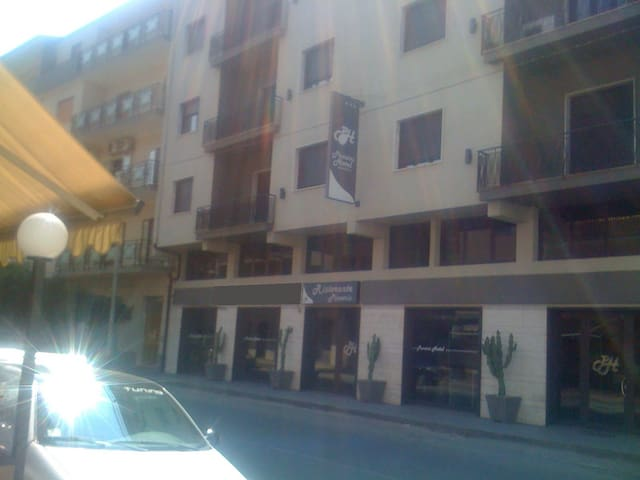 BED & BREAKFAST/HOTEL PANSINI HOTEL - Badolato Marina - Bed & Breakfast