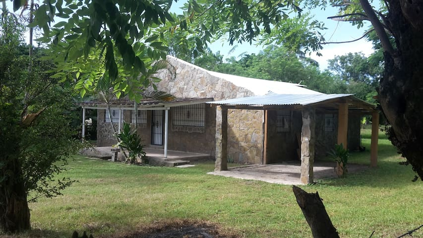 Room in a lovely dominican village - Puerto Plata - Talo