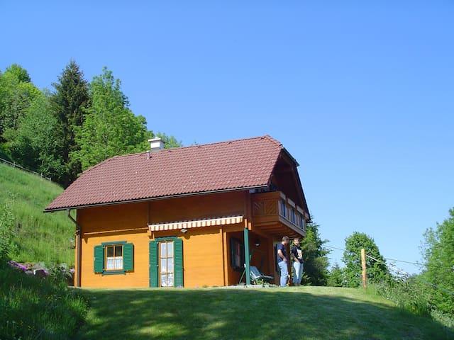 Almchalet Orter - Deutschberg - Chalet