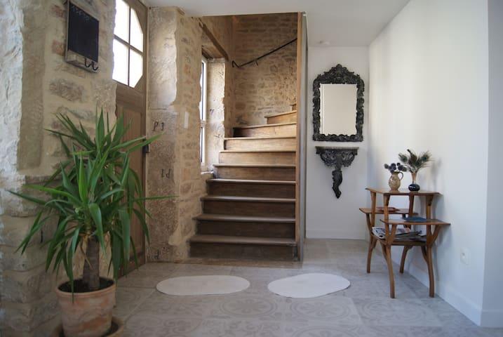 Gite du Faubourg - Beaune - Rumah