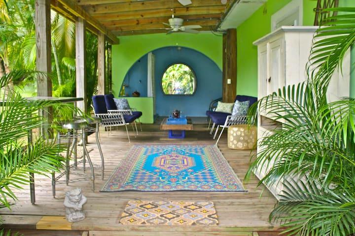 Studio/Walk2Beach/Secluded! - Vieques - Apartamento