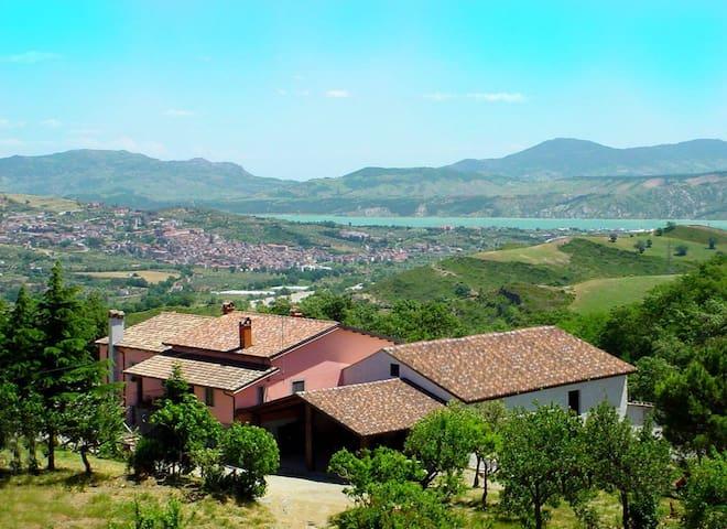 Casa Vacanze nel verde del Parco del Pollino - Chiaromonte - Villa
