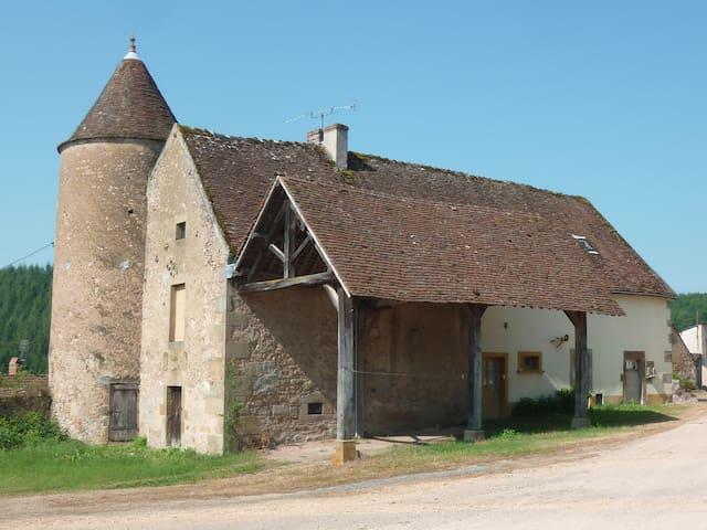 Maison Sivry tussen natuur en wijn - Sivry (Voudenay) - Дом