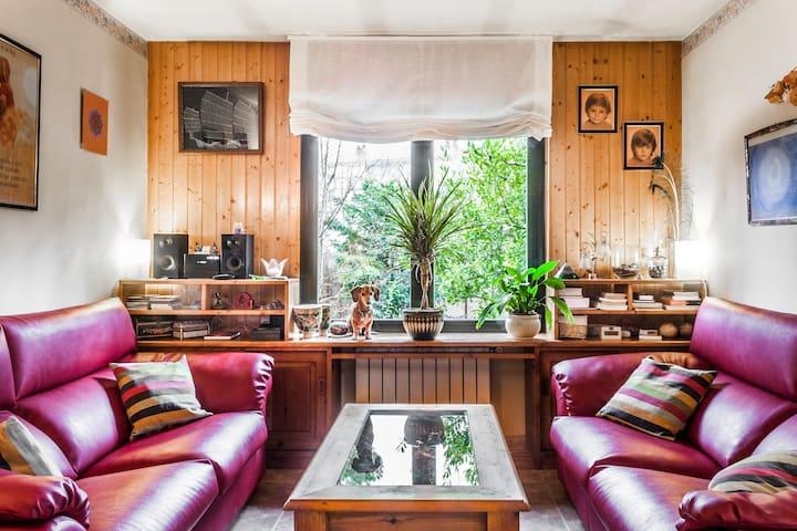 Alquilo habitación  en casaAlquik - Moralzarzal - Ev