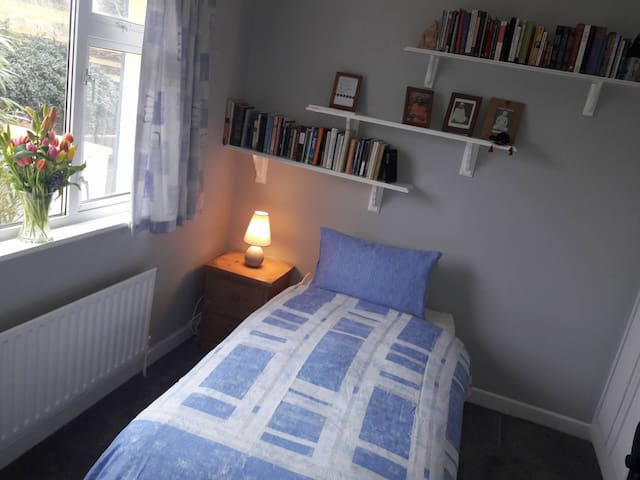 Cosy room with patio view #1 - Kinsale - Rumah