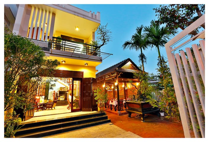 A double room with breakfast - Hội An - Inap sarapan