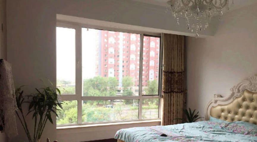裕景上都 大床房 - Fushun - Lägenhet