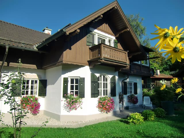Comfy & modern house with panorama mountain view - Garmisch-Partenkirchen - Casa