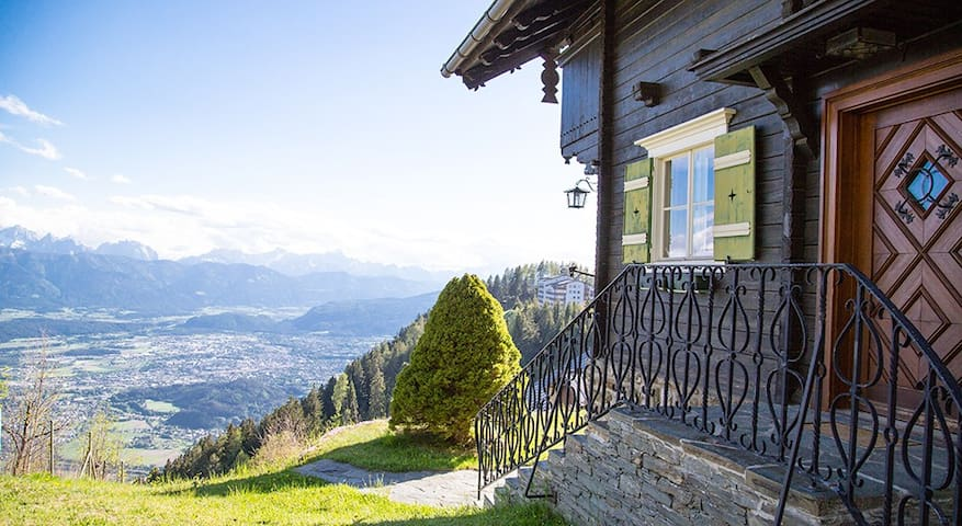 Stunning Chalet in the lower Alps - Kanzelhöhe - Cabane