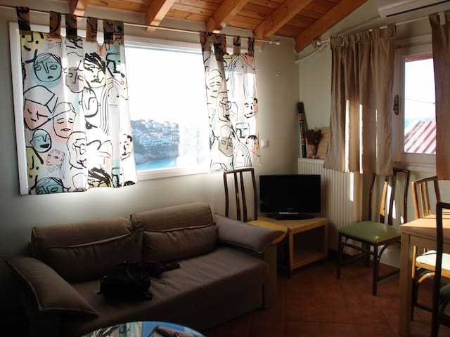 cozy apartment by the sea - Armenistis