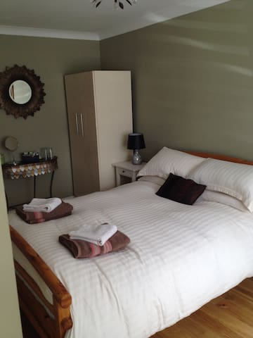Quiet Cosy Double Room Naas - Naas - Ev