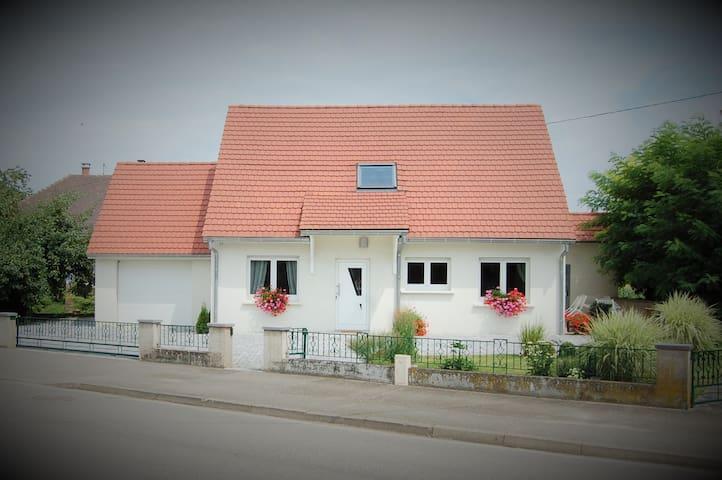 gîte de charme à kertzfeld - Kertzfeld - Haus