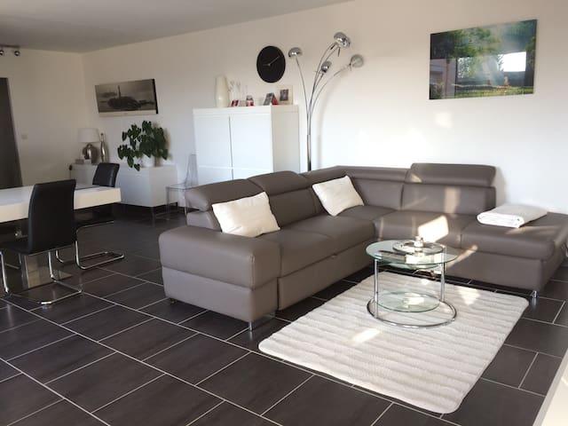 Apt moderne Evreux Centre-St Michel - Évreux - Departamento