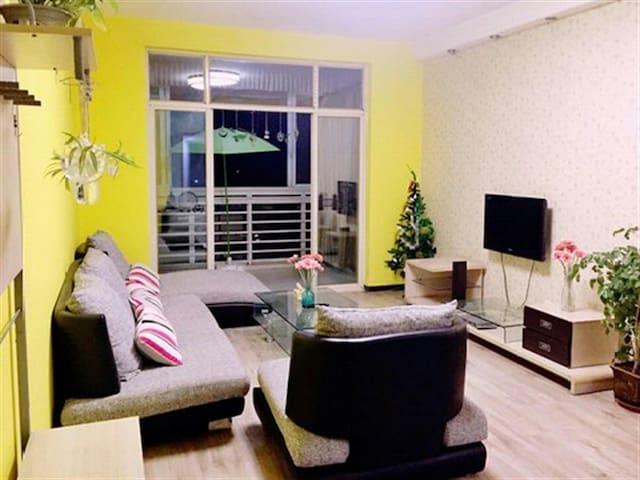 美一方圆公寓出租美丽两室一厅。 - Zhuhai
