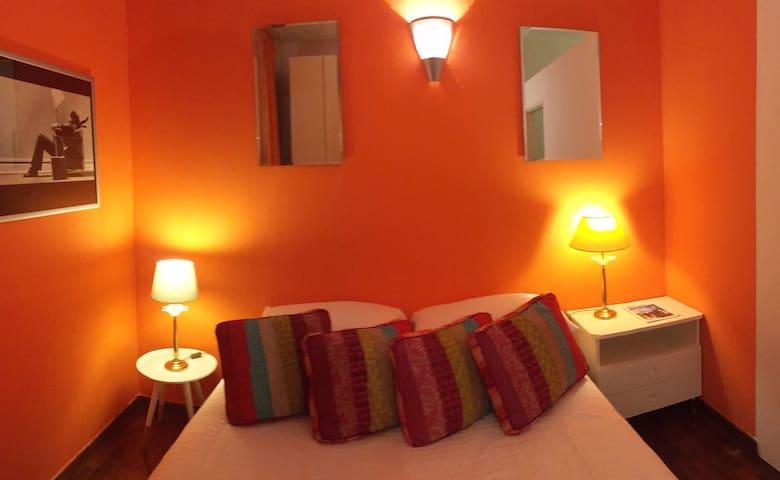 Villa Liberty charme double room - Merano - 公寓