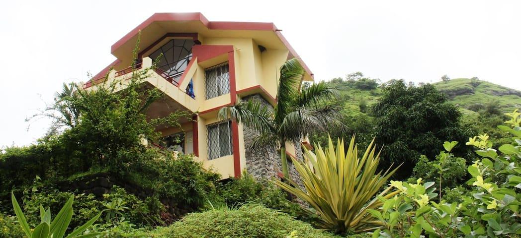 Sondela - Kamshet - Бунгало