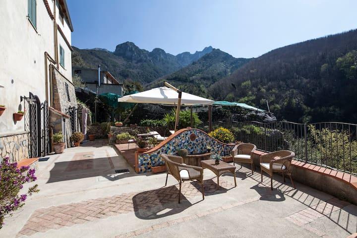 Il Limoneto - Amalfi Coast - Tramonti
