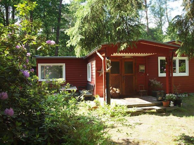 Dream Woodhouse - Buchholz in der Nordheide - Rumah