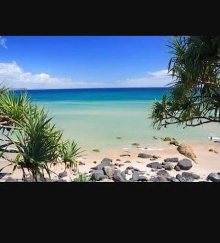 Absolute Beach Front! - Берли-Хедс - Квартира