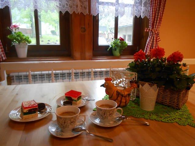 Chata pod Mogielicą - Słopnice - Hus