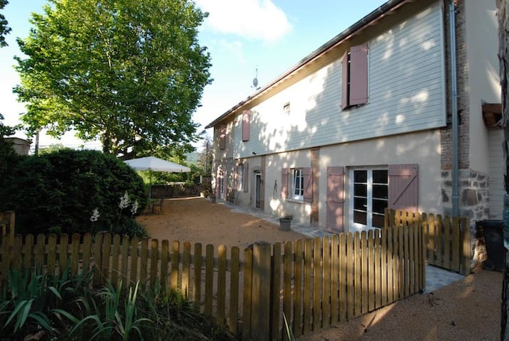 Self catering Sud Beaujolais - Saint-Romain-de-Popey
