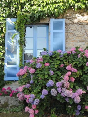 Une Chambre en Bretagne - Collinée - Pousada