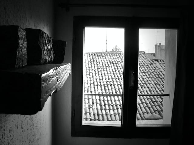 Un nido sui tetti di Ferrara - Ferrara - Huis