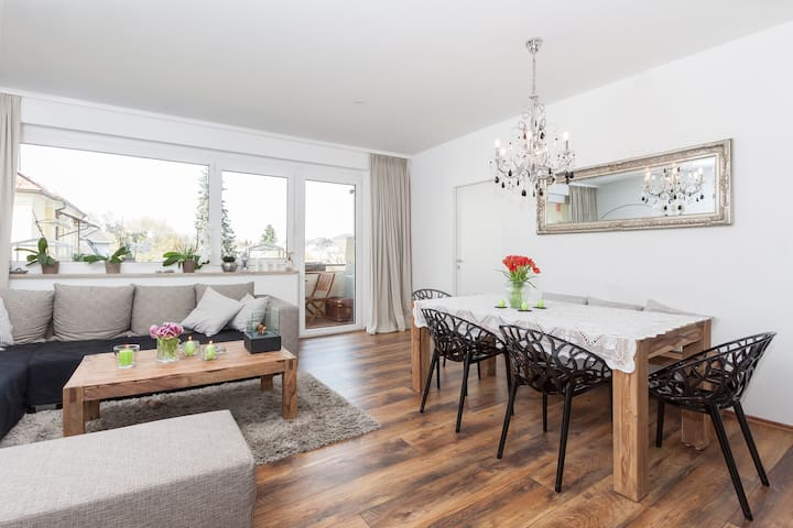 Beautiful, newly renovated flat - Klagenfurt - Leilighet