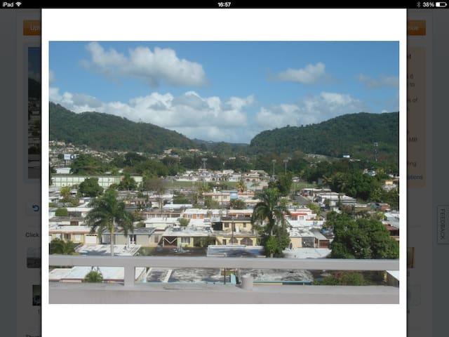 Beautiful penthouse 3 bd & 2 br - Caguas - Lägenhet