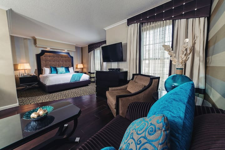 Luxury King Studio Suite - Woodbury - Boetiekhotel