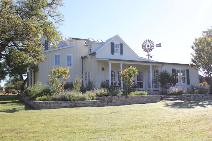 The Homestead at Diamond Y Ranch - Fredericksburg - Ev