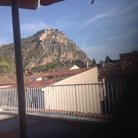 In the Heart of Old Nafplio - Nafplion - Loft