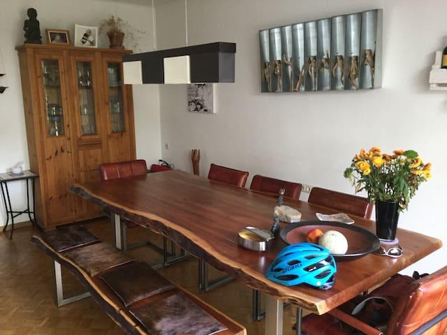 Schönes, stadtnahes Haus in Leer - Leer (Ostfriesland) - Rumah