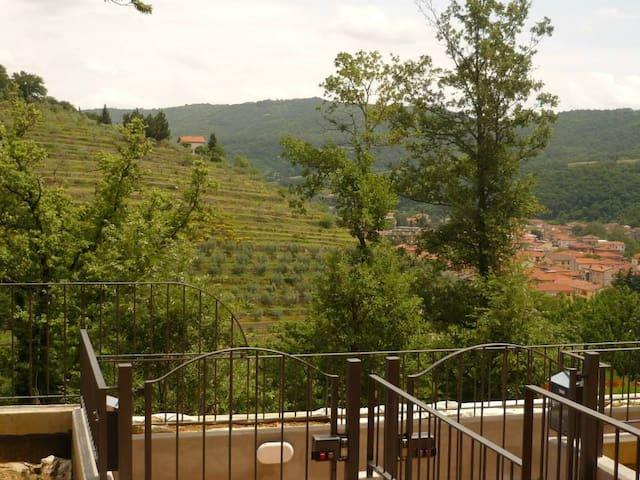 bellissimo appartamento in Toscana! - Subbiano - Casa