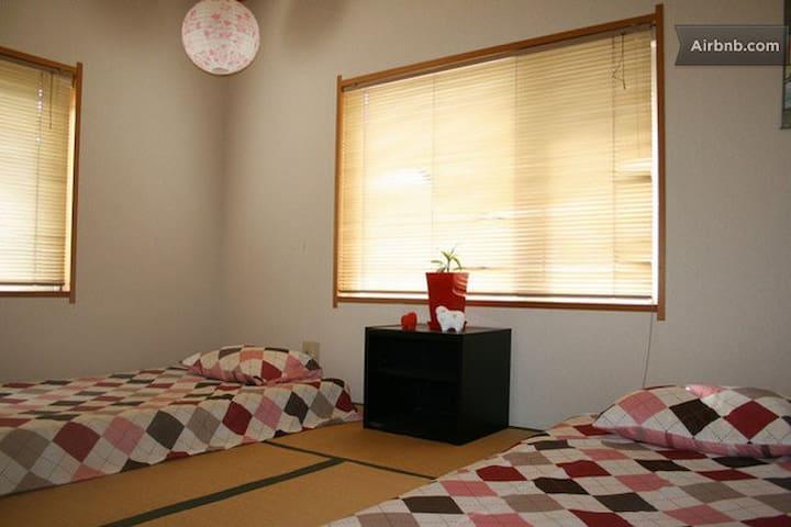Explore Tohoku - Crane Room - Aomori - Ev