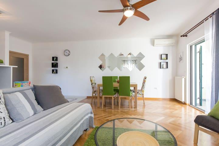 Apartman Santa Lucia Kostrena Rijeka - Kostrena - Appartement