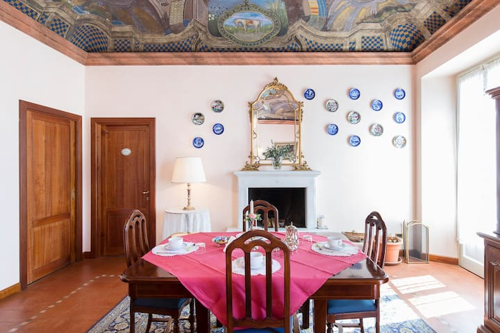 B&B Flavia - Due camere in una casa d'epoca - Como - Ev