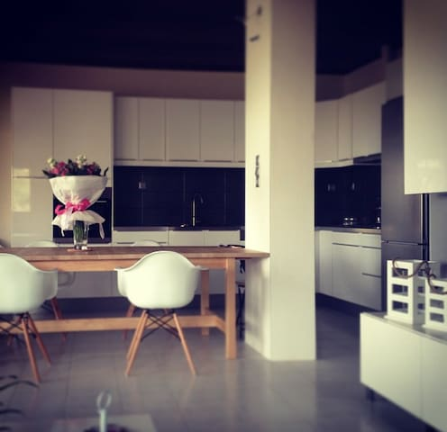 CHIC AND COZY APARTMENT - Chania - Daire