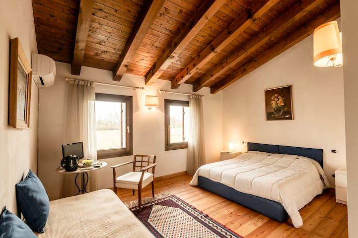 B&BSile e Natura: a casa con classe - Lughignano - Bed & Breakfast