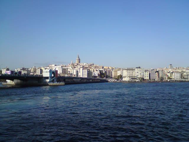 One time apt - Istanbul - Apartemen