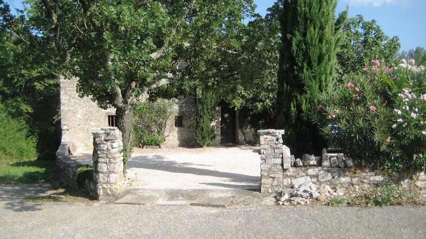 La Belgerie du Gard. - Saint-André-de-Roquepertuis - 獨棟