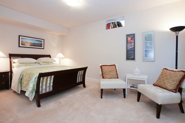 Close To DC. Spacious & Comfy. - Falls Church - Maison