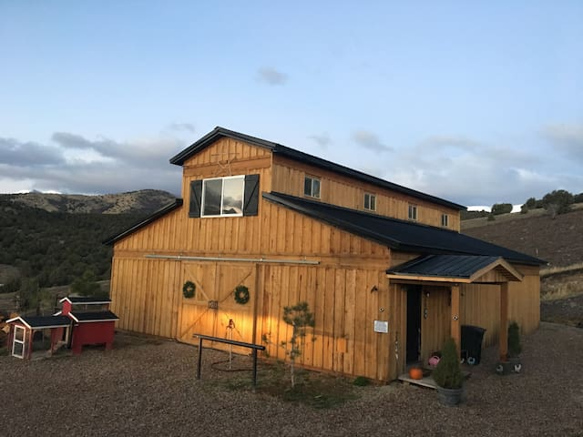 Barndominium (Barn Living Quarters) - Herriman - Pension