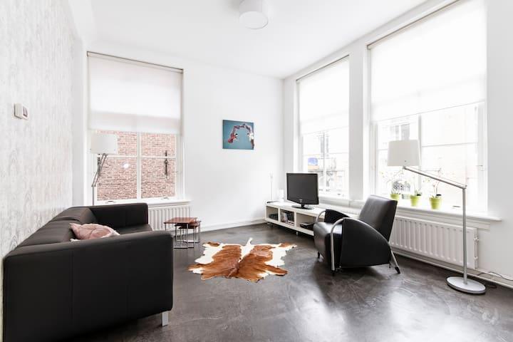 Bright spacious apartment; Loft  73 - 's-Hertogenbosch - Lakás