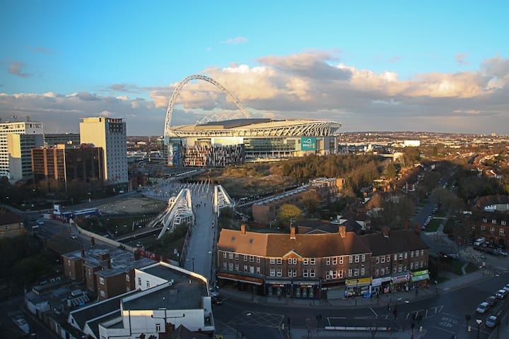 Room with a View nr Wembley Stadium - Wembley - Daire