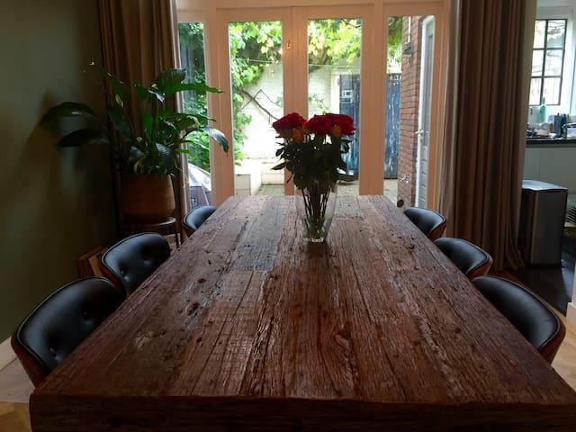 Lovely house in beautiful Den Bosch - Хертогенбос - Таунхаус